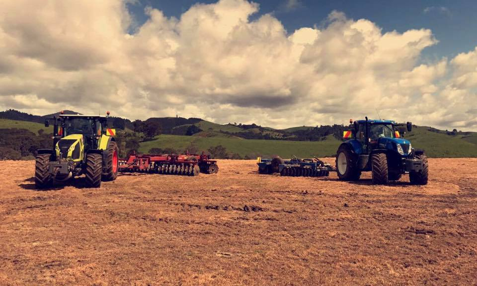 silage and ag cultivators